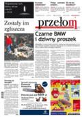 Przełom - Tygodnik Ziemi Chrzanowskiej - 2013-10-29