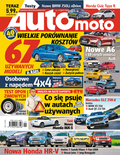 Auto-Moto. Magazyn Zmotoryzowanych - 2015-10-20