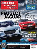 Auto Motor i Sport - 2018-11-09