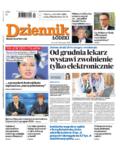 Dziennik Łódzki - 2018-11-08