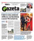 Gazeta Wrocławska - 2019-01-21