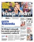Gazeta Krakowska - 2018-07-16