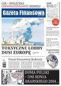 Gazeta Finansowa - 2014-08-28