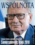 Pismo Samorządu Terytorialnego WSPÓLNOTA - 2019-01-12