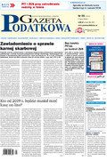 Gazeta Podatkowa - 2018-07-09