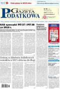 Gazeta Podatkowa - 2018-11-26