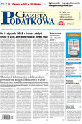 Gazeta Podatkowa - 2018-12-27