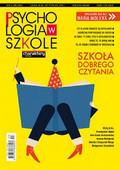 Psychologia w Szkole - 2015-06-08