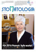 Stomatologia sztuka – praktyka – rzemiosło - 2016-12-31