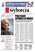 Gazeta Wyborcza - 2018-11-08