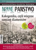Niezależna Gazeta Polska Nowe Państwo - 2013-11-01