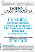 Dziennik Gazeta Prawna - 2018-09-06