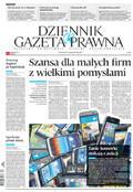 Dziennik Gazeta Prawna - 2018-10-29