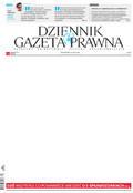 Dziennik Gazeta Prawna - 2019-03-25