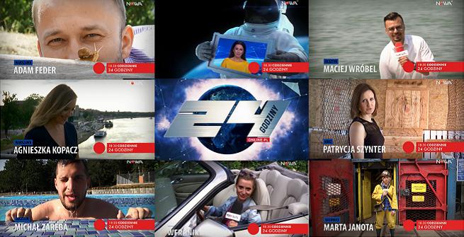 0b84e3e569edc 24 godziny online.pl dziennik Nowa TV kampania promocyjna wakacje
