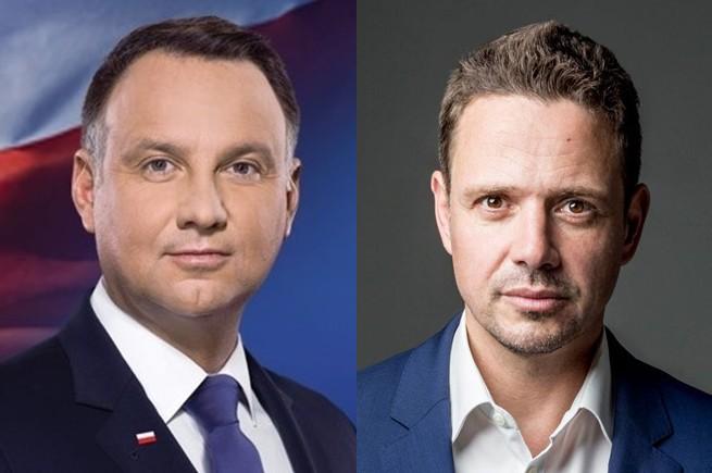 Wybory prezydenckie 2020. Late poll: Wygrywa Andrzej Duda