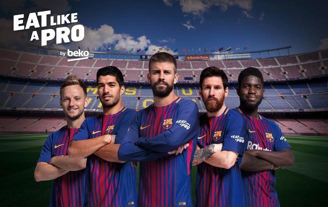 b8d76f38c Beko nawiązało współpracę z organizacją UNICEF i swoim obecnym partnerem  sponsoringowym – klubem piłkarskim FC Barcelona i jego Fundacją Barça.