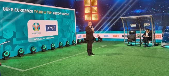 Euro 2020 aplikacja TV Sport Android, iOS, Android TV, Tizen, WebOS jak pobrać