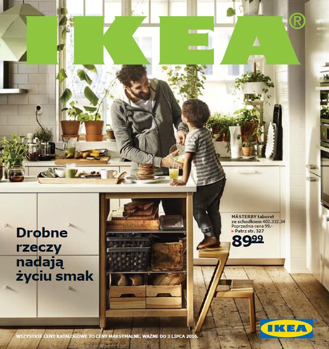 Drobne Rzeczy Nadają życiu Smak Kuchnia W Nowym Katalogu Ikea