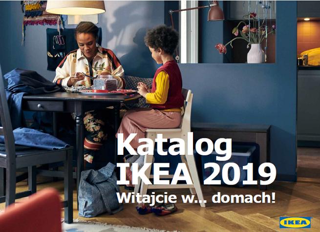 Katalog Ikea Na 2019 Rok Z Aranżacjami Całych Domów 53 Mln