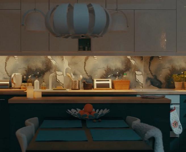 świąteczne Wyzwania W Reklamie Kuchni Ikea Wideo