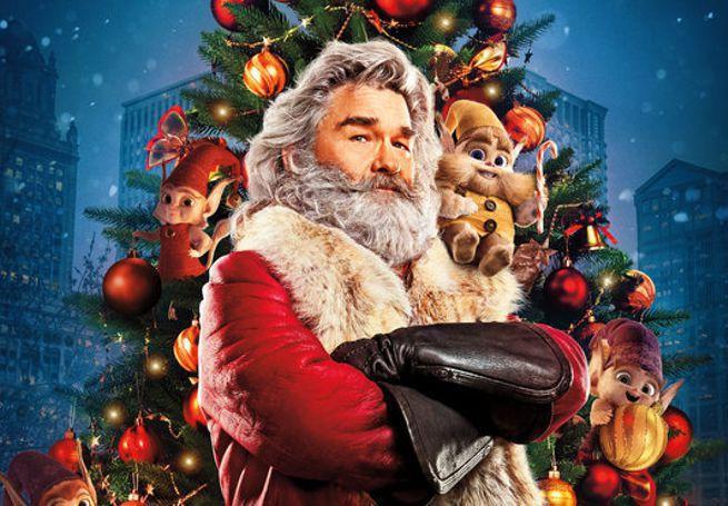 Kurt Russell The Christmas Chronicles Netflix