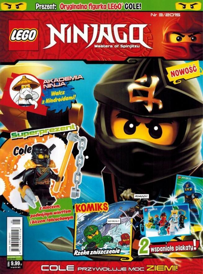 Lego Ninjago Na Czele Pism Dziecięcych Auta Z Największym Spadkiem