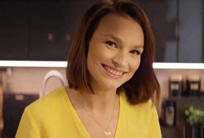 Anna Starmach Reklamuje Kuchnię Zaprojektowaną Ze Smakiem