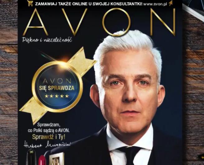Młodzieńczy Hubert Urbański w kampanii reklamowej Avon (wideo) KX36