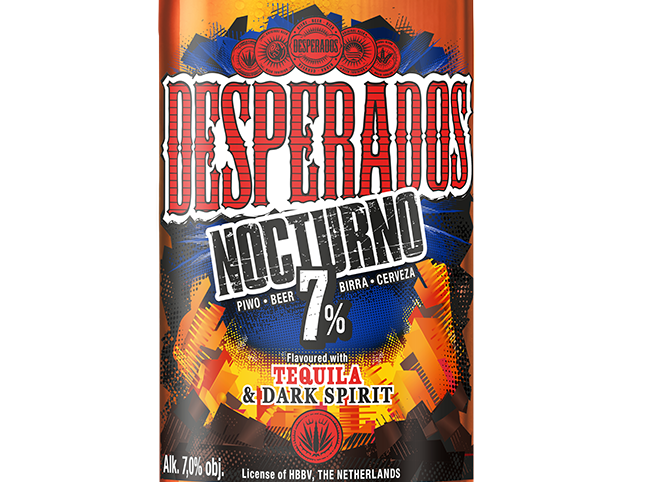 Desperados Wprowadza Nowy Wariant Nocturno O Smaku Tequili I Ciemnego Rumu