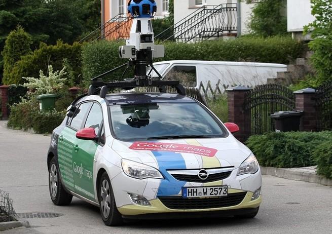 Samochody Google Street View Polskie Drogi Lista Miast