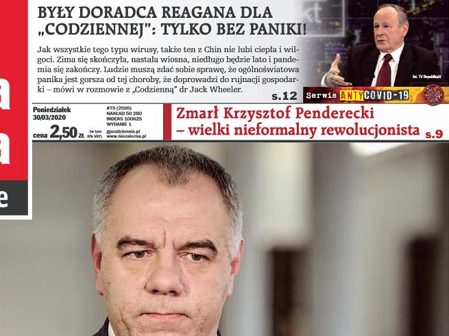 """""""Gazeta Polska Codziennie"""" nazwała słynnego podróżnika doradcą Reagana, dziennikarze zarzucili jej wywiad ze zmarłym"""