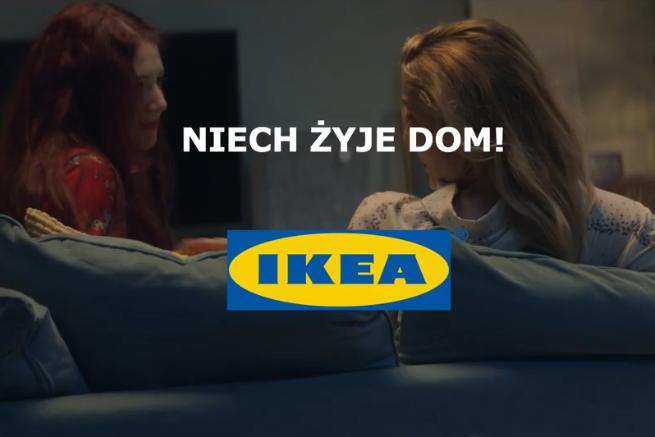Niech żyje To Co Między Nami Ikea Reklamuje Nowy Katalog
