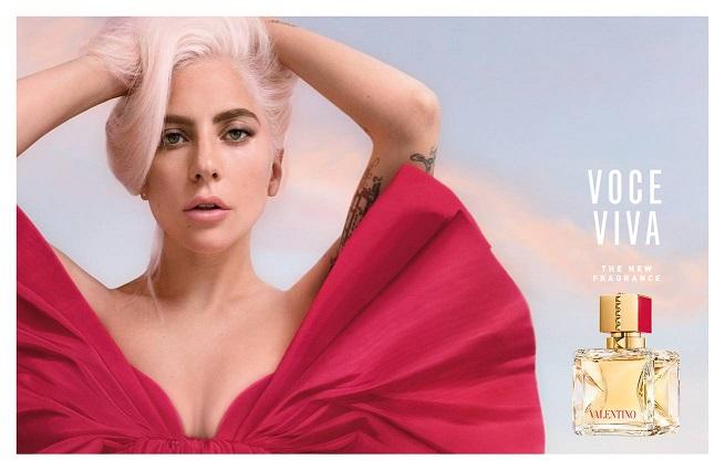 Lady Gaga W Reklamie Nowych Perfum Valentino Zacheca Do Wyrazania Siebie Wideo