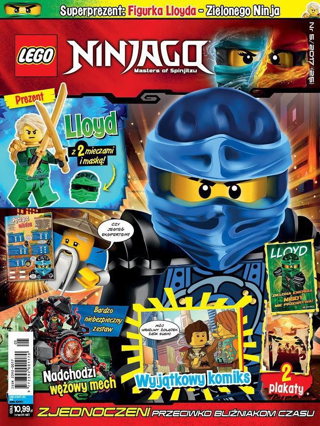 Sprzedaż Pism Dziecięcych Styczeń 2018 Lego Ninjago Liderem