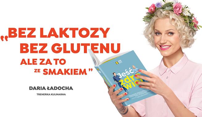 Książka Jeść Zdrowiej Darii ładochy I Karola Okrasy W