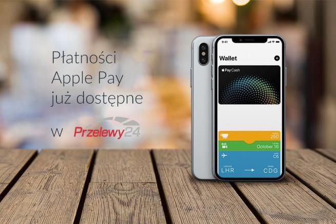 bfe0bb98b8b3b Przelewy 24  płatności Apple Pay na smartfonach iPhone SE