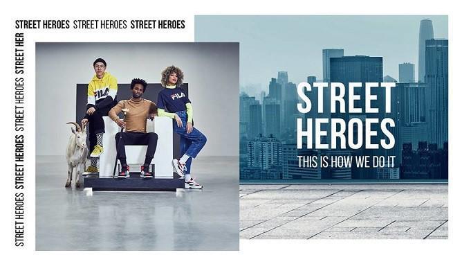 6508acb4 Outman, Outfoot i Outfit uczą w reklamie Sizeer jak zostać bohaterem ulicy  (wideo)
