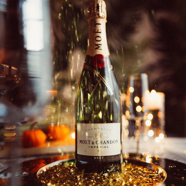 szampan do montażu